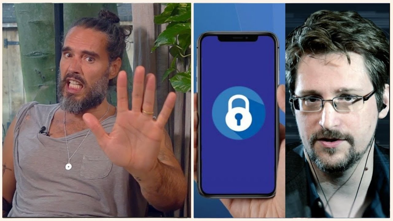 Snowden UNMASKS Apple's New Ploy To SPY On You!!
