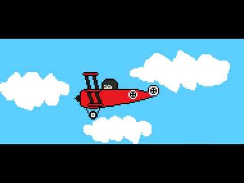 World War I Pixel Movie