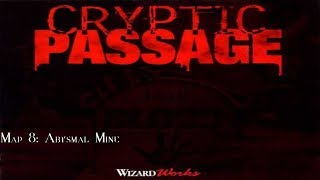 Blood: Cryptic Passage (DOS) Map 8: Abysmal Mine