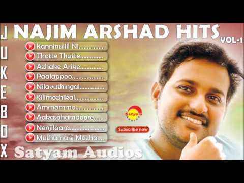 Najim Arshad | Malayalam Film Hits | Vol -1