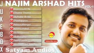 Najim Arshad   Malayalam Film Hits   Vol -1