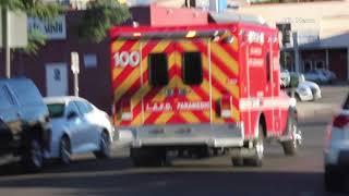 Traffic Accident at Zelzah and Santa Rita