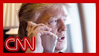 The phone call heard around the world