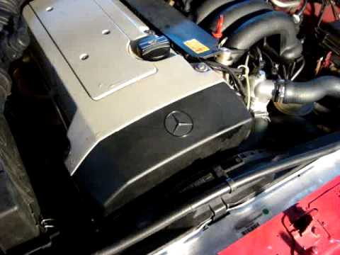 95 E320 Whirring Noise - Car #2 - M104 Cold Engine Start