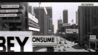 They Live - Conform Consume Work Hard Obey Reproduce Submit Buy No Thought