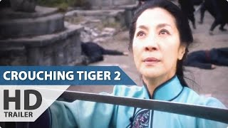 Crouching Tiger, Hidden Dragon 2: Sword of Destiny Trailer (2016) Netflix