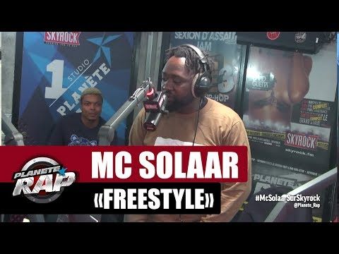 Freestyle Mc Solaar, Zoxea, Black Jack...