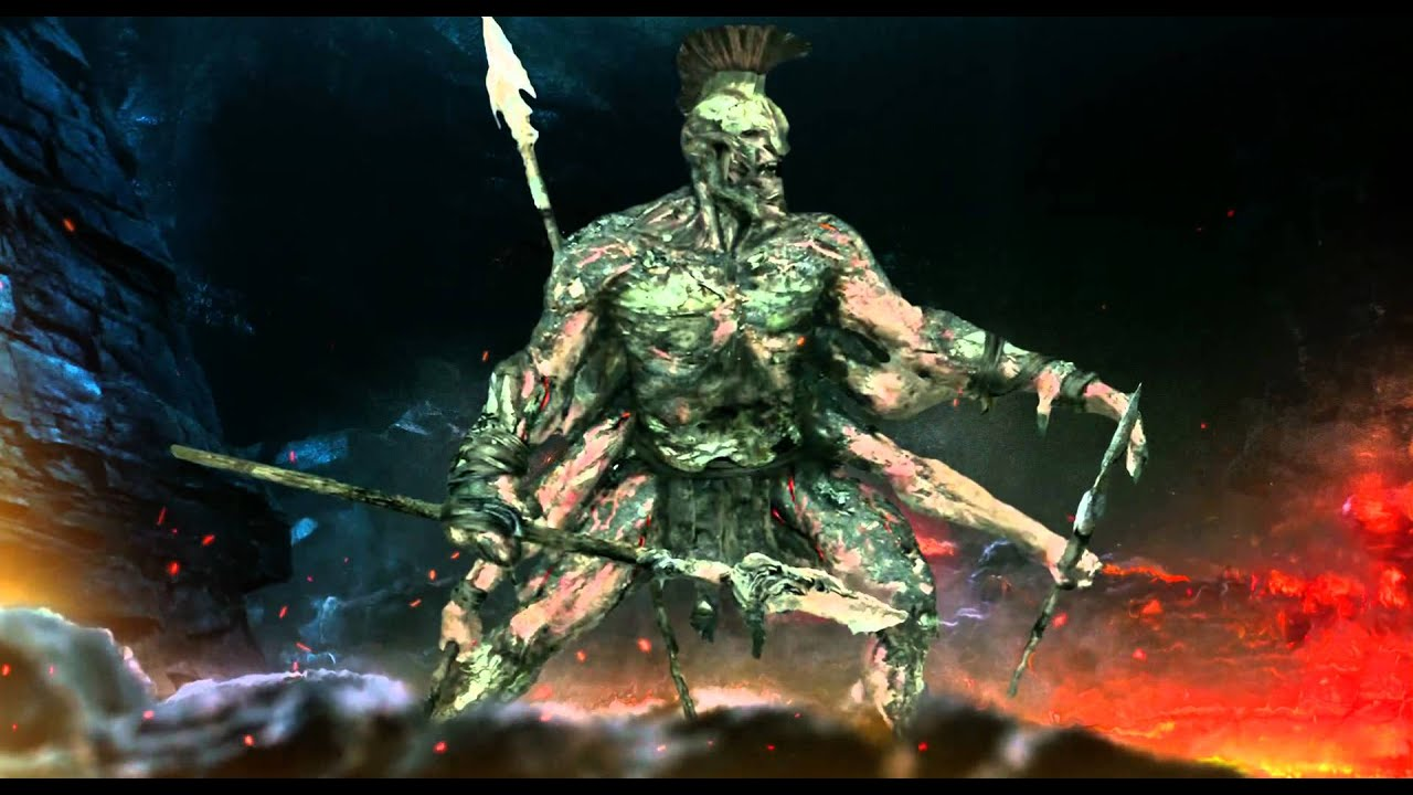Mythologie Der Titanen
