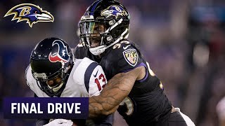 Impressive Three-Game Stretch, But There's No Let Up | Ravens Final Drive