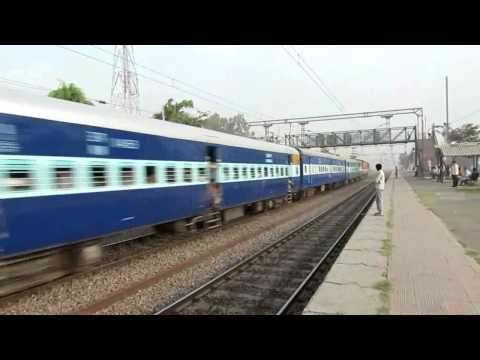 Bandra Terminus - Jammu Tawi Swaraj Express