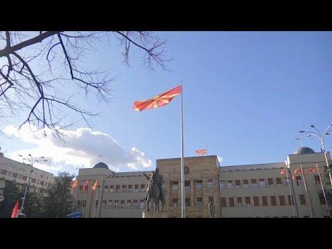 Regierung in Skopje drängt in die NATO