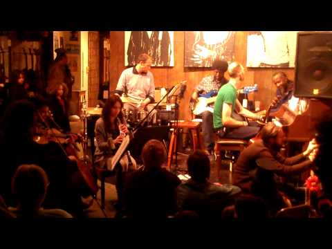 The Samuel Williams Orchestra at Morelock Music(2)