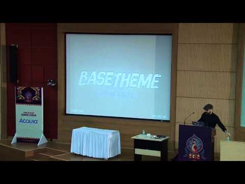 DrupalCon Asia 2016: Theming Mortendk