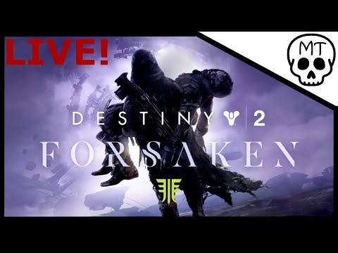 🔴 Its Thorn Eve! | Road to 5000 subs! | Destiny 2 🙂 [PC] 🔴 LIVE thumbnail