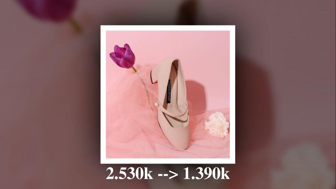 Những Mẫu Giày Nữ Hàn Quốc Made in Korea Sale Cực Hot Tại Congsohanquoc.com Trong Tháng Này