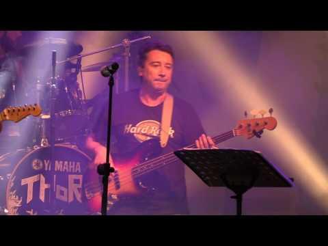 THoR ( The History of Rock) medley AC/DC live a Rodi Garganico Agosto 2016