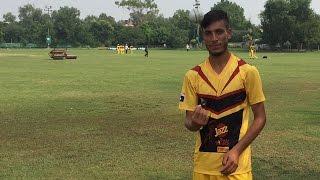 Yasir Jan: Left arm, right arm, fast