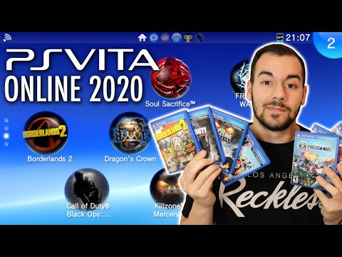 PS Vita Online In 2020: Who's Still Playing And Why?