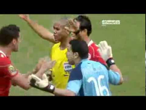 CAN 2012 Niger 1-2  Tunisia | jazeera sport