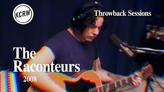 The Raconteurs - Full Performance - Live on KCRW, 2008