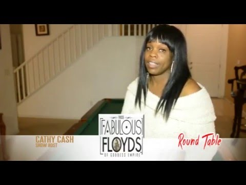 THOSE FABULOUS FLOYD'S of GODDESS EMPIRE ROUND TABLE w/CATHY CASH