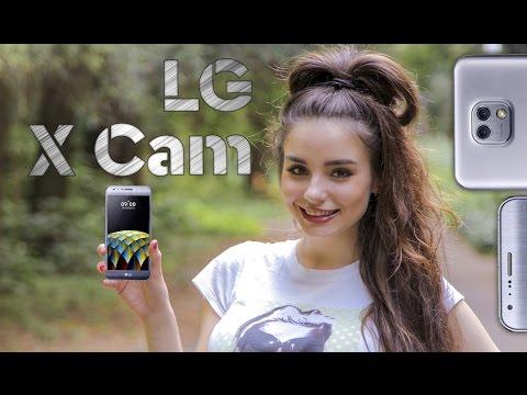 Одна камера хорошо, а две лучше!  Видео-обзор смартфона LG X Cam!