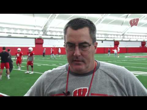 Wisconsin Badgers - Paul Chryst: Big test Saturday vs. Penn State