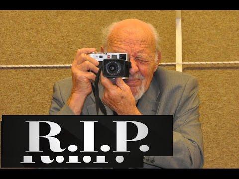 David Rubinger dies aged 92 Veteran Israeli photographer