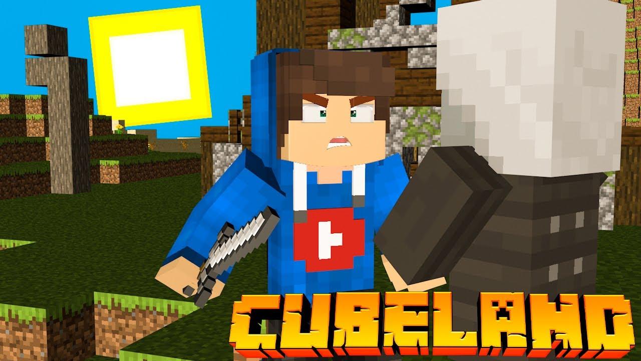 Batalla contra los maldeanos - Cubeland E2