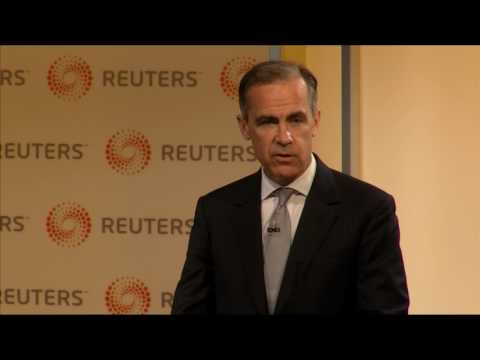 Reuters Newsmaker with Bank of England Governor Mark Carney: The High Road