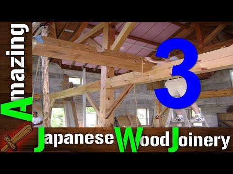 DIY Japanese Joinery – 3 typical Woodworking Joints you will need to Make