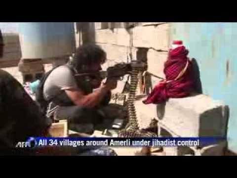 Besieged Iraqi Turkmen town cries for help