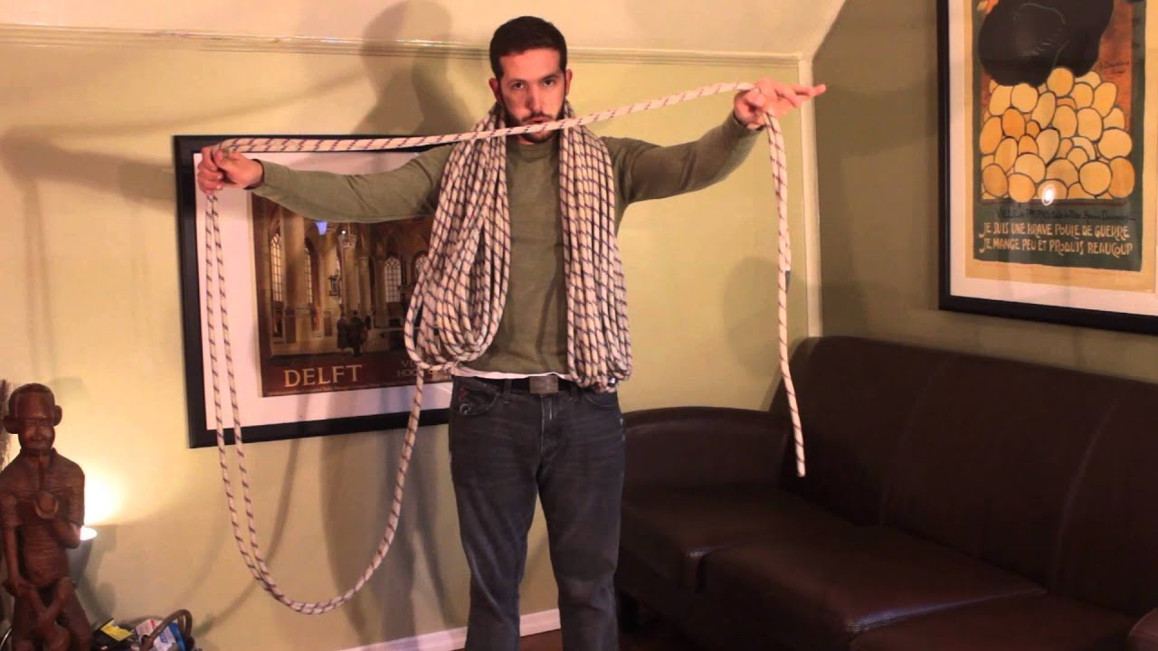How to Coil Your Rope