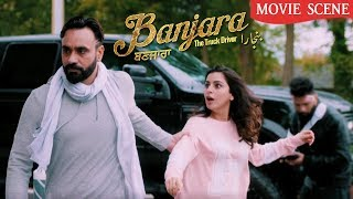 Banjara   Movie Scene 14   Babbu Maan, Shraddha Arya, Rana Ranbir   Punjabi Movie   Yellow Music