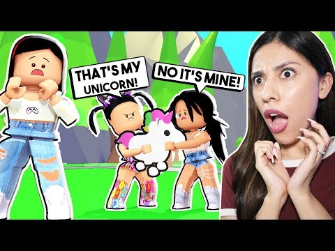 i-caught-my-spoiled-daughter-stealing-someones-pet-unicorn!---roblox---adopt-me