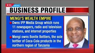 List of companies owned by Billionaire Reginald Mengi