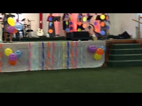 Culto de niños😀Iglesia Missionera Roca de Salvación