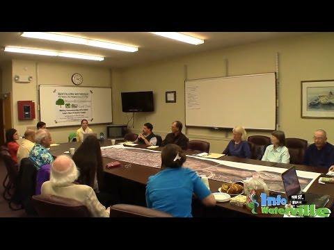 Community Land Trust Public Meeting May 31, 2015