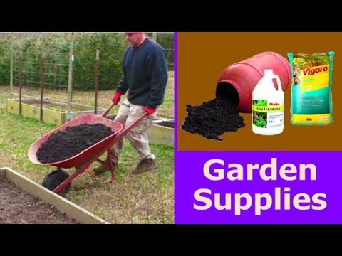 Garden Supplies And Container Cleanup Prep Ready To Plant Vegetable Gardening Compost Youtube