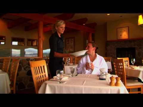 Kingfisher Spa & Adventure Resort - West Coast Escapes TV