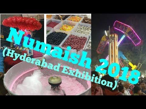 Numaish 2018 | Hyderabad exhibition | All India industrial exhibition