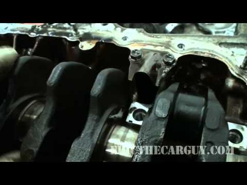 Thrust Bearings and What They Do - EricTheCarGuy