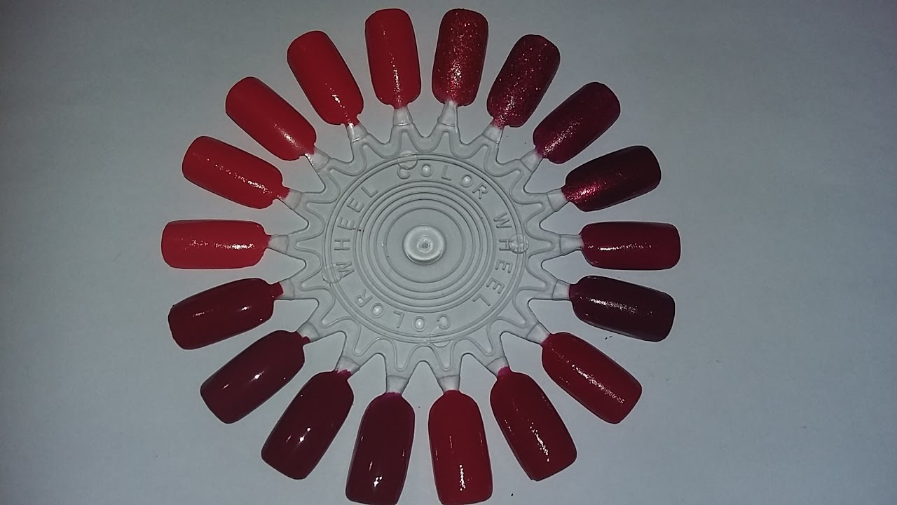 Meaning Symbolism Of Red Nail Polish