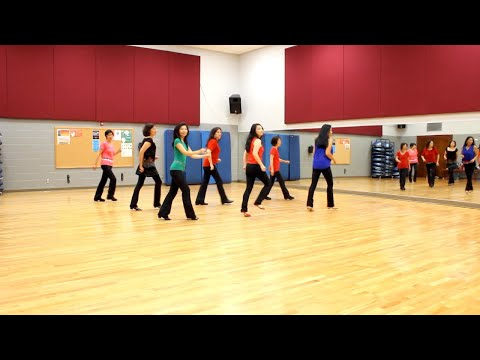 Woo Woo - Line Dance (Dance & Teach in English & 中文)