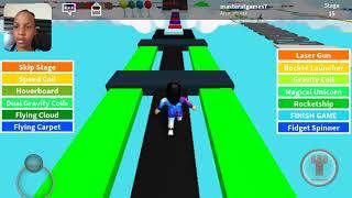 Escape the cow! -mobile-roblox-