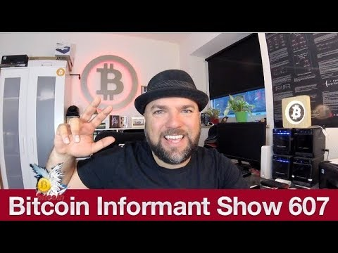 #607 Bitcoin Tether News kaum Auswirkungen, Bitcoin Bullen unter Druck & McAfee Bitcoin Debit Karte
