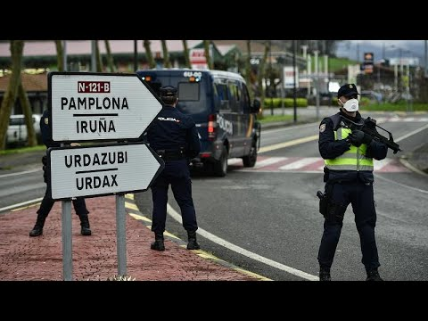 Внутренние границы ЕС
