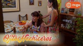 ¡Aurora le da una lección a Sabrina por despreciar a su mamá! - Ojitos hechiceros 14/03/2018