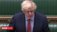 "Coronavirus: Boris Johnson pledges ""world beating"" track and trace system within days - BBC News"