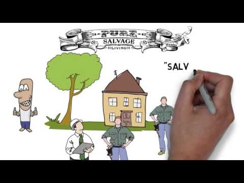 Pure Salvage Living & Tiny Texas Houses Deconstruction & Salvage Services
